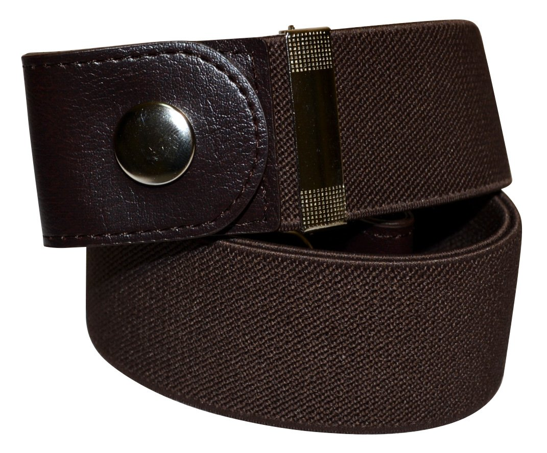 FreeBelts - Buckle-Free Comfortable Elastic Belt for Men and Women. No Bulge, No Hassle. Breathe Comfortably.
