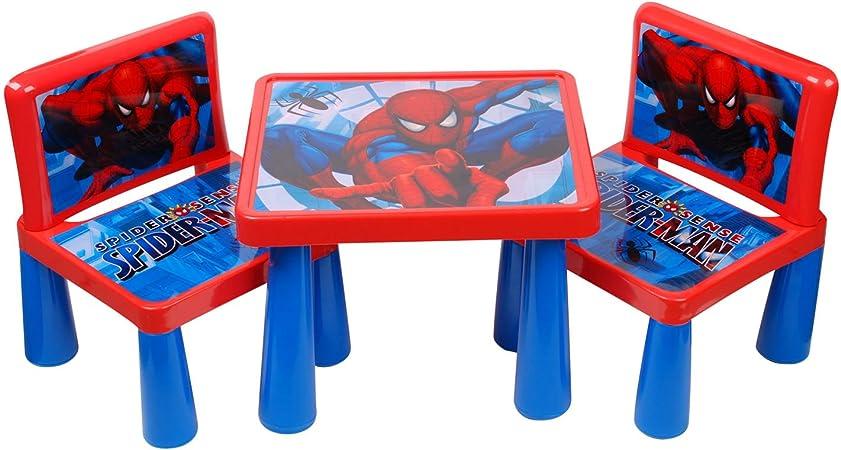 Table Chaise Enfant Ensemble Jardin Enfant Plastique En
