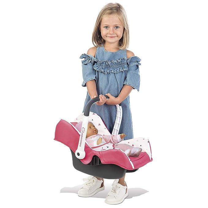 Amazon.es: Asiento portátil de Bebé Confort para muñecos (Smoby 240229): Juguetes y juegos
