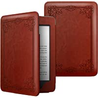 MoKo Case Fits All-New Kindle (10th Generation, 2019) / Kindle (8th Generation, 2016), Premium Protective Cover Shell…