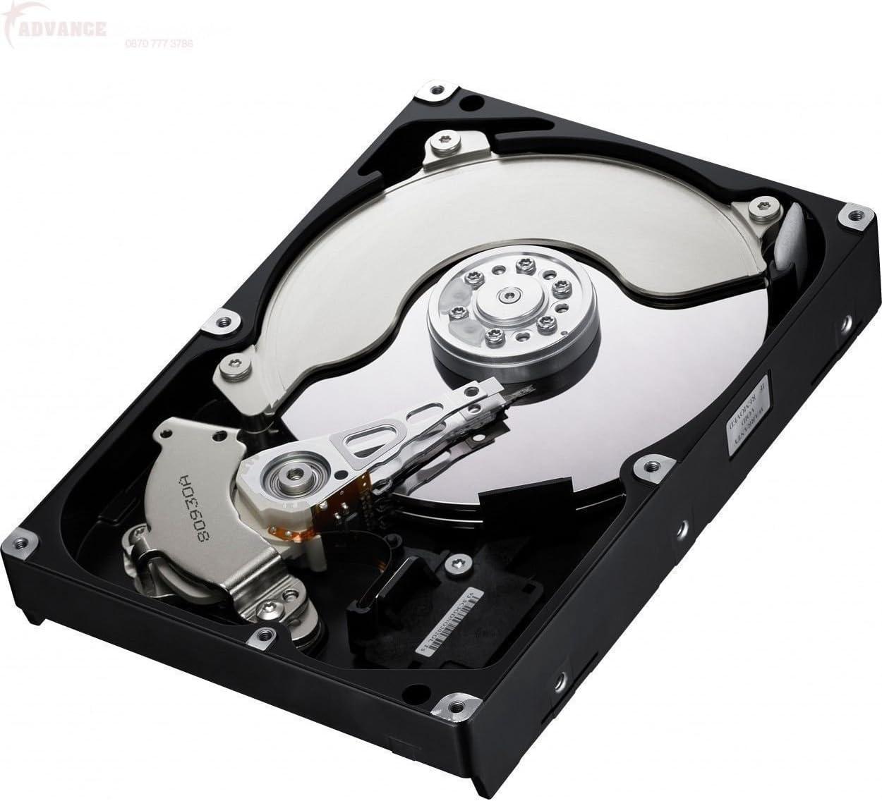 CCTV Desktop DVR Sata 3.5 Internal Hard Drive HDD 7200rpm HITACHI 2000GB 2TB