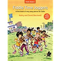 Fiddle Time Joggers + CD: A first book