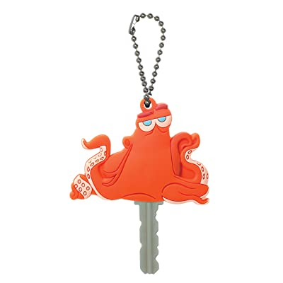 Disney Finding Dory Hank Soft Touch PVC Key Holder: Toys & Games