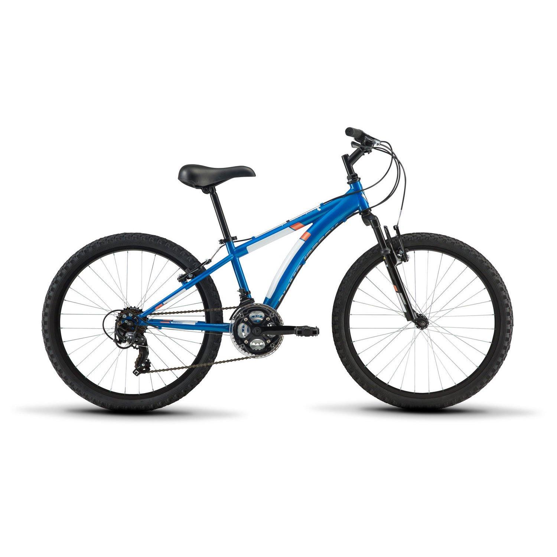 Diamondback Bicycles Cobra 24 Youth 24'' Wheel Mountain Bike, Blue by Diamondback Bicycles