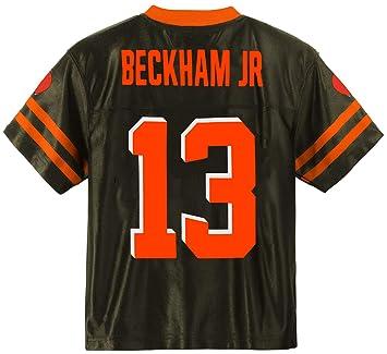 new style a62a6 f40c7 Amazon.com : Outerstuff Odell Beckham Jr Cleveland Browns ...