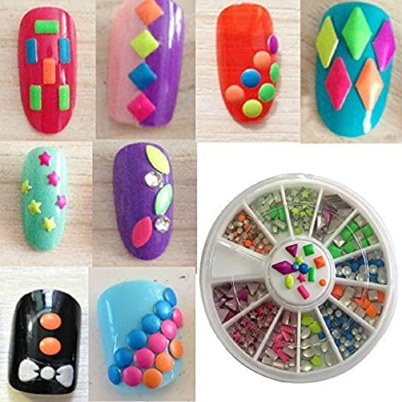 Dolphin Gallery Nail Art Set for Girls Best Price in India | Dolphin ...