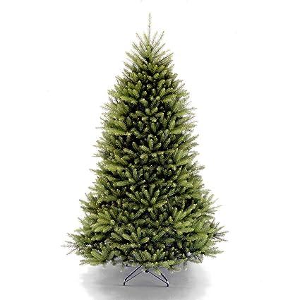 Amazon.com: Dunhill Fir Full Unlit Christmas Tree: Home & Kitchen