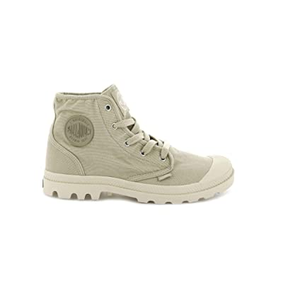 Palladium Women's Pampa Hi Canvas Boot | Fashion Sneakers
