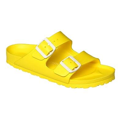 Kaufen Kaufen Birkenstock Arizona Sandalen Herren Gelb
