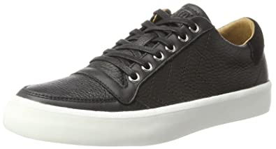 Hummel Unisex-Erwachsene Stadil RMX LUX Low Sneaker, Schwarz (Black), 39 c3c14c1b3a