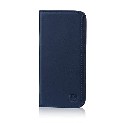 3117afb66c7f 32nd Classic Series - Real Leather Book Wallet Case Cover for Motorola Moto  X4, Real