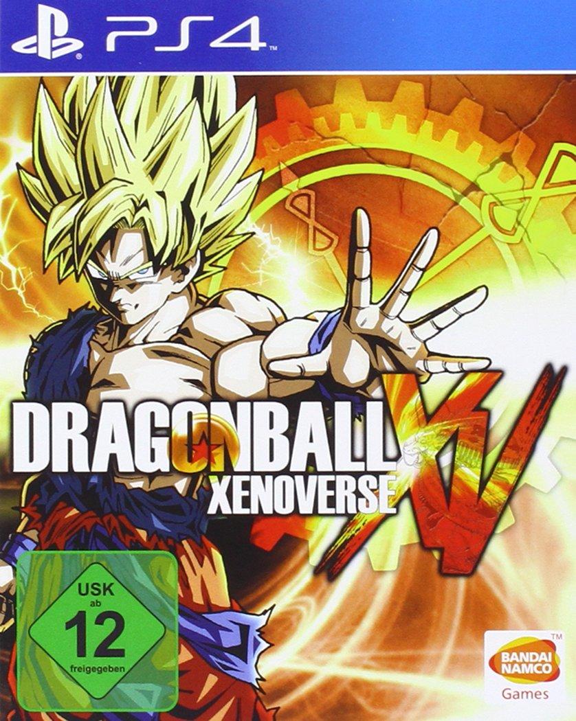 Dragonball Xenoverse Playstation 4 Amazon De Games