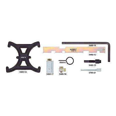 Hazet 3488/8 Herramientas para Encendido de Motor Ford