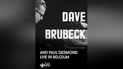 Dave Brubeck and Paul Desmond live in Belgium