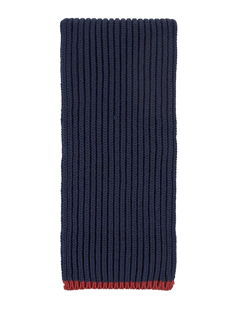 Great and British Knitwear Men's 100% Cashmere Cardigan Knit Scarf. Made In Scotland