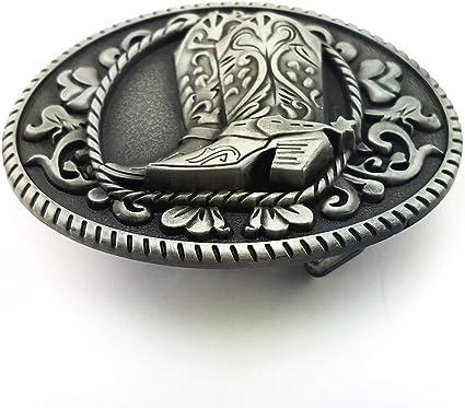 Boss Lady Belt Buckles Men Western Cowboy Weztern Belt Buckle Vintage