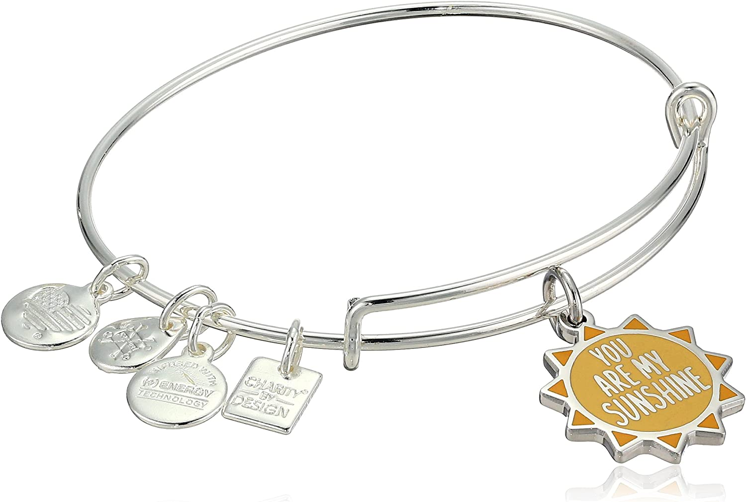 Alex and Ani You are My Sunshine Bangle