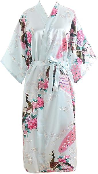 Ladies Nightie// Nightdress Short Sleeved Pale Pink// Pale Blue
