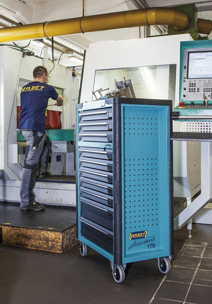 Hazet Werkzeugwagen Assistent, 179-10: Amazon.de: Baumarkt