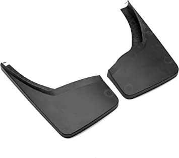 Amazon Com Gm Accessories 22894860 Front Molded Splash Guards In