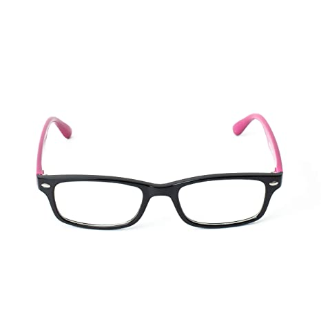 b9c80c56f3f Image Unavailable. Image not available for. Color  HornetTek B076-BR  Computer   Gaming Glasses with Blue Light Blocking ...