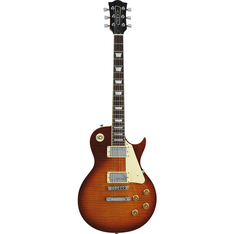 EKO Guitarras VL-480 Honey - Guitarras eléctricas: Amazon.es: Instrumentos musicales