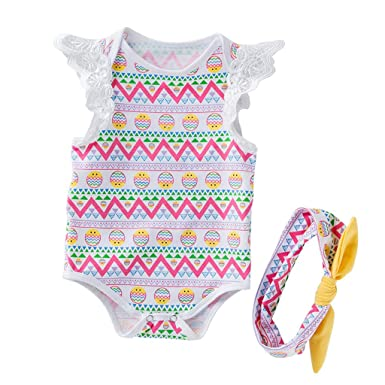 50d7a6318dbf Amazon.com  Zohto Promotion Romper Jumpsuit Baby Girl