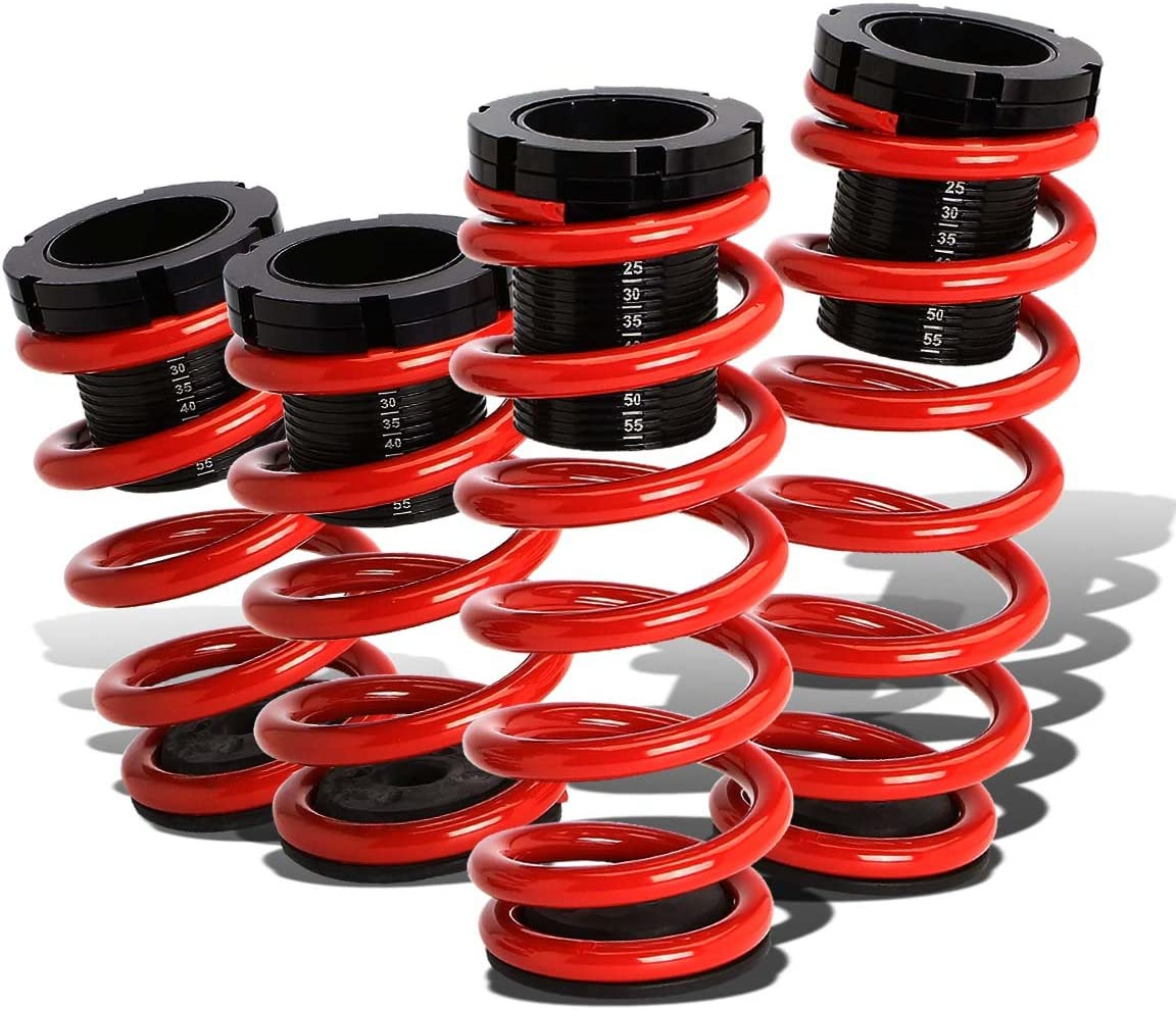 For 94-99 Cellca DNA Motoring COILTC94BL Coilover Sleeve Kit