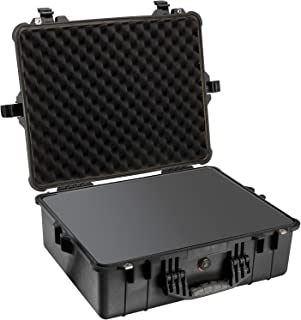 product image for Pelican 1600 Case With Foam (Black)