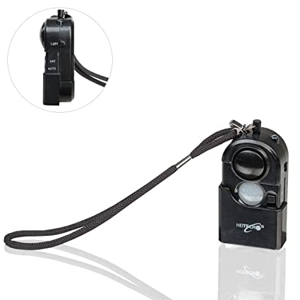 SAFEPRINT 2home ® alta calidad Móvil Multi Personal Alarma con detector de movimiento emergencia/atraco