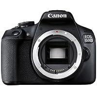 Canon EOS 1500D 24.1MP Digital SLR Camera (Black)