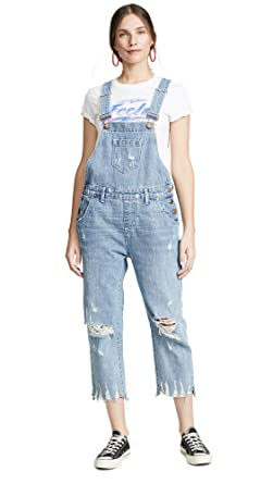 81ac8b899804 Amazon.com  One Teaspoon Women s Hooligan Overalls  Clothing