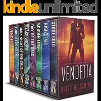 Gia: Books 1-8: A Gia Santella Crime Thriller Boxset (Gia Santella Crime Thriller Series)