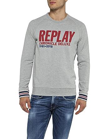Replay Herren Sweatshirt