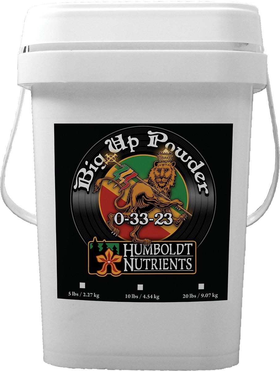 Humboldt Nutrients HNBUP425 Big up Powder, 10-Pound Nutrient, 10 Pound, White by Humboldt Nutrients