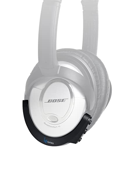cf3baf25b19 BTunes Wireless Bluetooth 5.0 Adapter for Bose Quiet Comfort 15 Headphones  (for QC15,QC2
