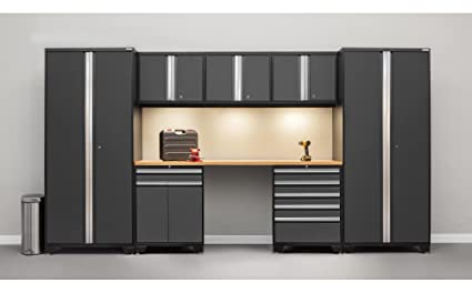 NewAge Products Pro 3.0 Cabinetry Set (8 Piece)
