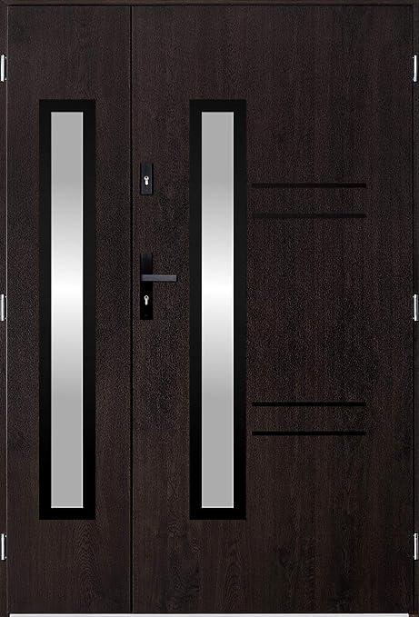 Avila Neo Duo - Double Glazed Front Door/Exterior Front Doors with on