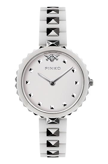 Orologio Pinko donna ceramica bianca PK.2321L 04S  Amazon.it  Orologi 1c274424d78