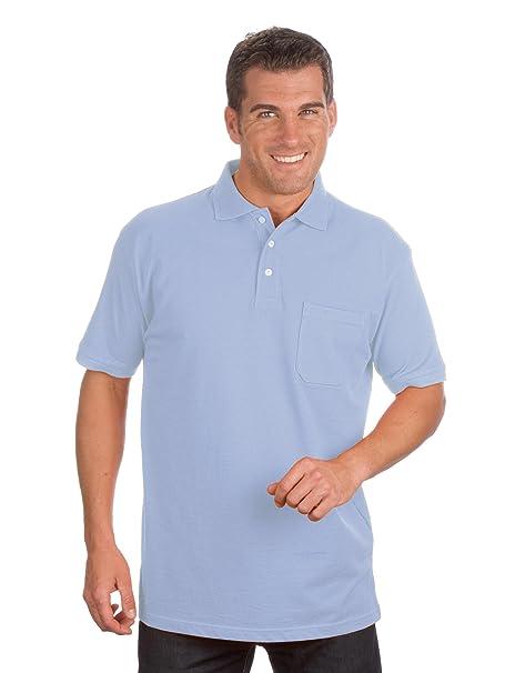0b9a8945a Quality Camisetas Manga Corta Polo con Bolsillo en el Pecho, Tallas S - 8 x  l: Amazon.es: Ropa y accesorios