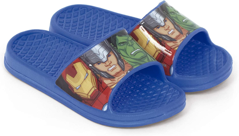 Chanclas Los Vengadores para ni/ños Chanclas Avengers para Playa o Piscina