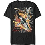 STAR WARS Men's Force Hunter Graphic T-Shirt
