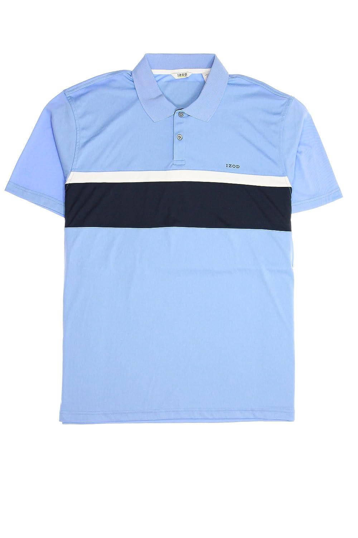 Izod Golf Blue Polo Shirt Golf Size 2xlarge At Amazon Mens