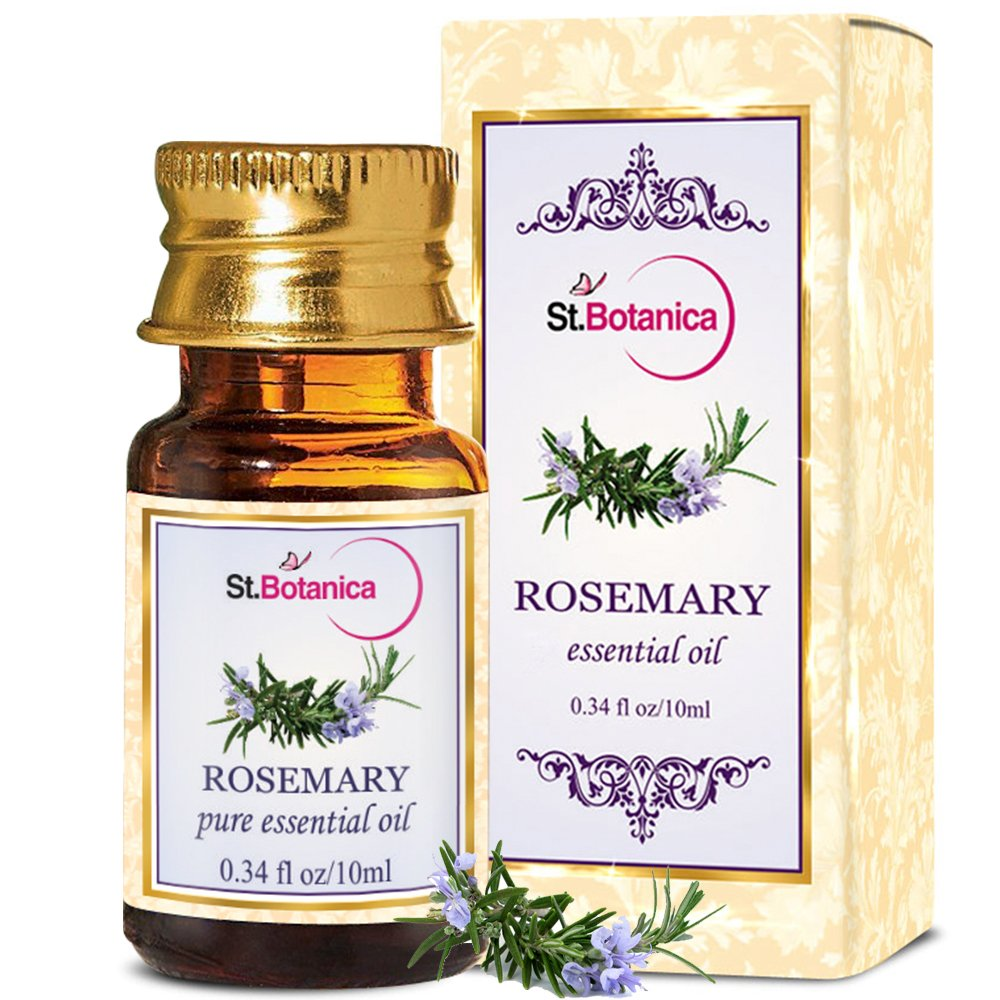St.Botanica Rosemary Essential Oil