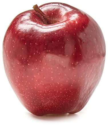 Red Delicious Apple One Medium Amazoncom Grocery Gourmet Food