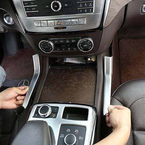 Consola Central Tapa del portavasos Compatible con Benz GLE W166 ...