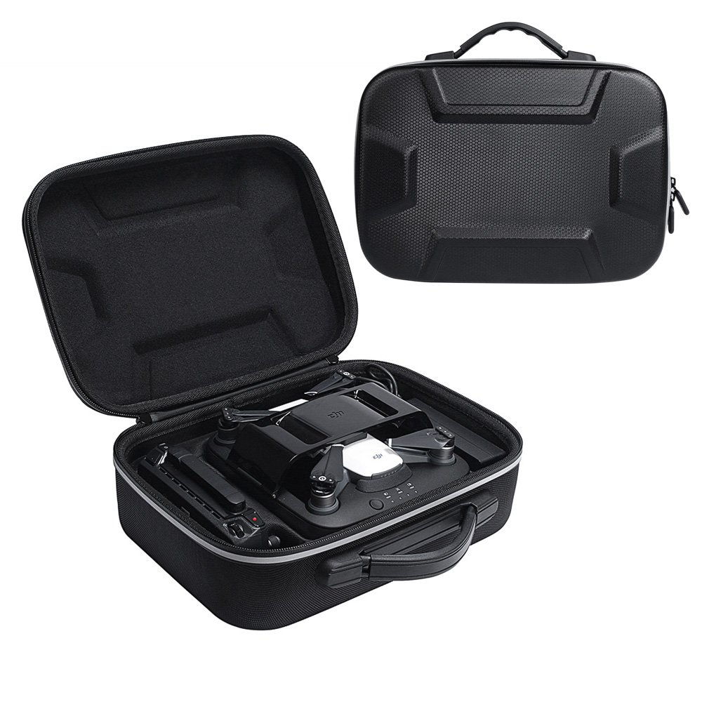 Hard Case for DJI Mavic Air - MASiKEN 2018 Design Protective Carrying Case Storage Bag For DJI Mavic Air Portable Quadcopter Drone