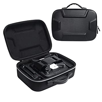 For Spark Controller Drone Mini Portable Hard Case Storage Carrying Bag for DJI Spark Drone,Controller,Batteries,Propellers,Charger and other Accessories