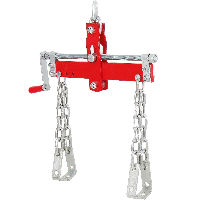 Timbertech Crane Adjustable Engine Mounting Crane Positioner for Workshop Choice of Models Fino 900 kg