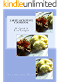 Zap-It! Microwave Cookbook 80 Quick & Easy Recipes